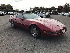 1992 Chevrolet Corvette Coupe for sale 100925723