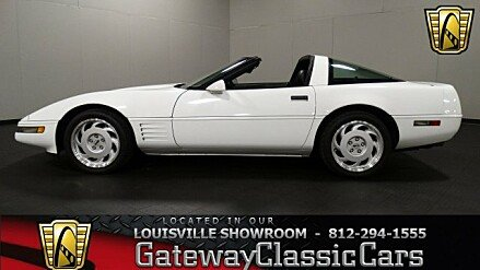 1992 Chevrolet Corvette Coupe for sale 100948429