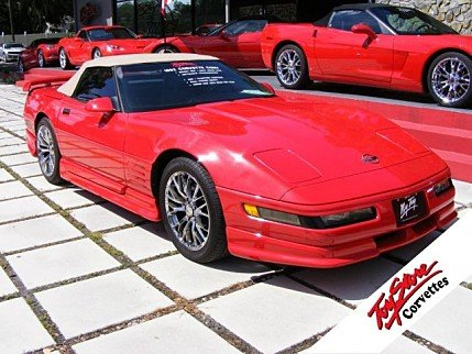 1992 Chevrolet Corvette Convertible for sale 100962125