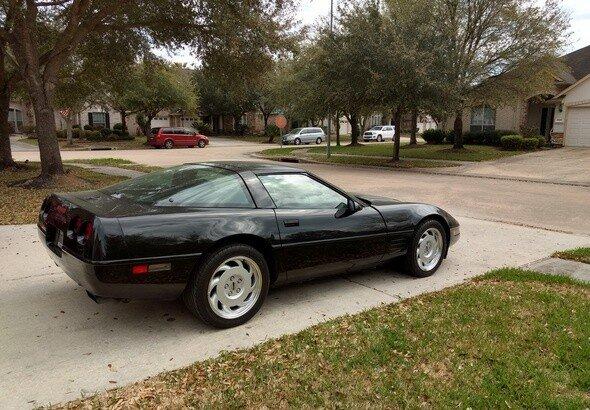 1992 chevrolet corvette classics for sale classics on autotrader rh classics autotrader com 1999 Vette 93 Vette