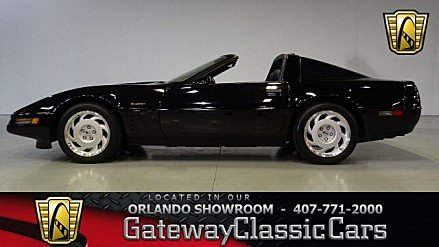 1992 Chevrolet Corvette ZR-1 Coupe for sale 100965343