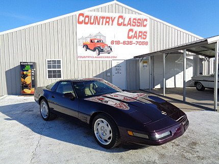 1992 Chevrolet Corvette for sale 100967955