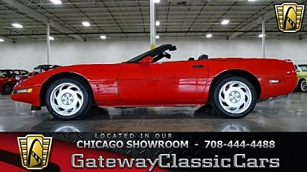 1992 Chevrolet Corvette Convertible for sale 100971847