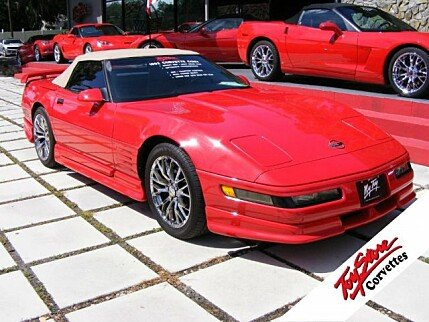 1992 Chevrolet Corvette Convertible for sale 100997042