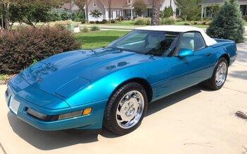 1992 Chevrolet Corvette Convertible for sale 101015011