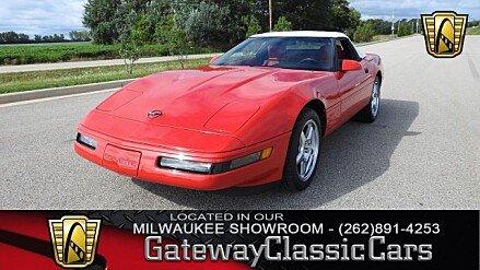 1992 Chevrolet Corvette Convertible for sale 101024675