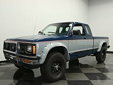 1992 Chevrolet S10 Pickup 4x4 Extended Cab for sale 100830296