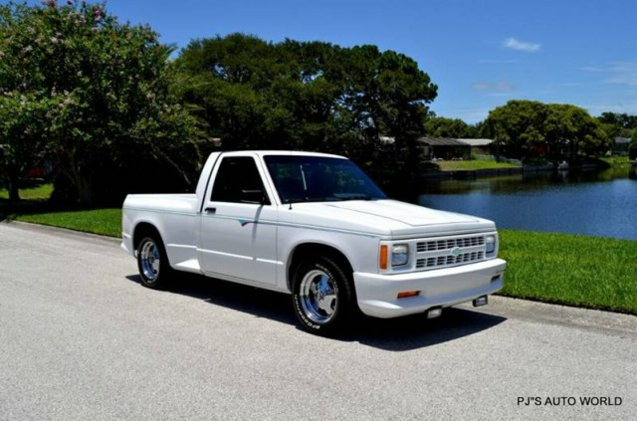 2018 Chevy Avalanche >> All Chevy » 1992 Chevy S10 Parts - Old Chevy Photos Collection, All Makes All Models