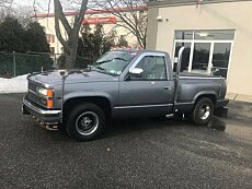 1992 Chevrolet Silverado 1500 2WD Regular Cab for sale 100951937