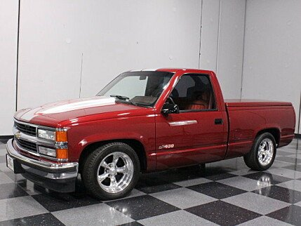 1992 Chevrolet Silverado and other C/K1500 2WD Regular Cab for sale 100760376
