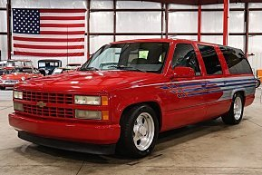 1992 Chevrolet Suburban 2WD 2500 for sale 101002451