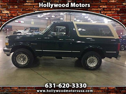 1992 Ford Bronco for sale 100848003