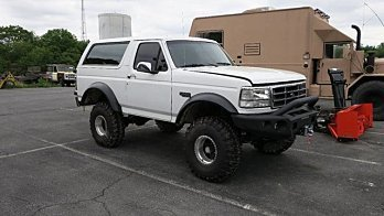 1992 Ford Bronco for sale 100877850