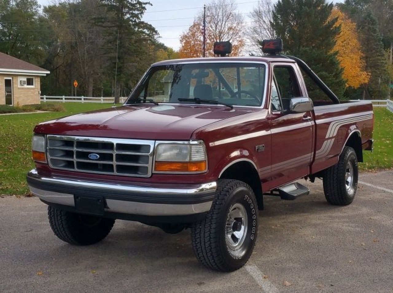 Paint Colors For Trucks >> 1992 Ford F150 for sale near Silver Creek, Minnesota 55358 - Classics on Autotrader