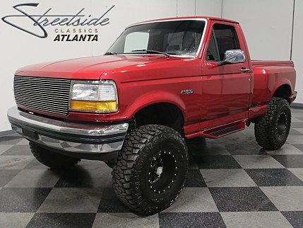 1992 Ford F150 4x4 Regular Cab for sale 100848772