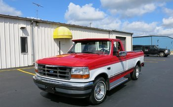 1992 Ford F150 2WD Regular Cab for sale 100911646