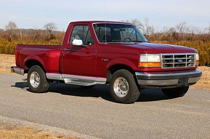 1992 Ford F150 2WD Regular Cab for sale 100951927