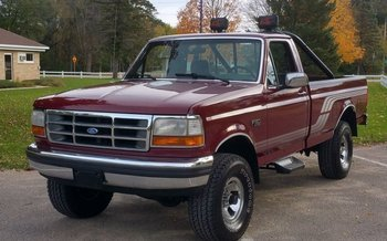 1992 Ford F150 for sale 100983914