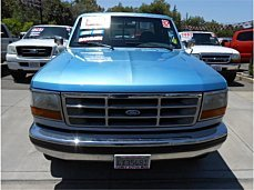 1992 Ford F150 4x4 SuperCab for sale 100992305