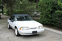 1992 Ford Mustang LX Convertible for sale 100908579