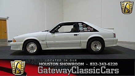 1992 Ford Mustang GT Hatchback for sale 100963393