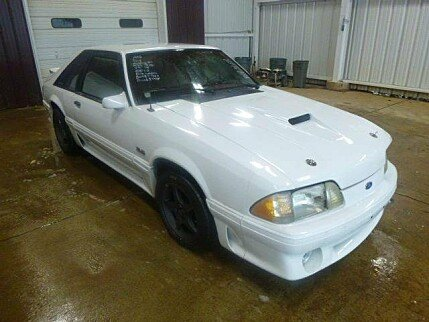 1992 Ford Mustang GT Hatchback for sale 100973071