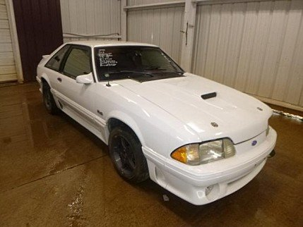 1992 Ford Mustang GT Hatchback for sale 100998561