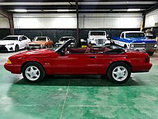 1992 Ford Mustang LX V8 Convertible for sale 101006913