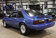 1992 Ford Mustang LX Hatchback for sale 101018844