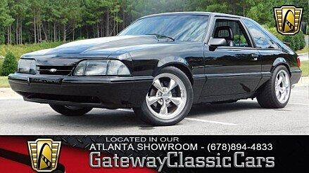 1992 Ford Mustang LX V8 Hatchback for sale 101024682