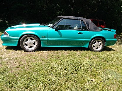 1992 Ford Mustang Classics For Sale Classics On Autotrader