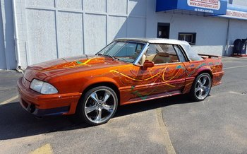 1992 Ford Mustang GT Convertible for sale 100997125