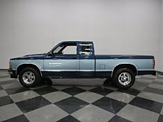 1992 GMC Sonoma 2WD Extended Cab for sale 100980932