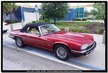 1992 Jaguar XJS V12 Convertible for sale 100783515