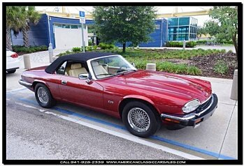 1992 Jaguar XJS V12 Convertible for sale 100783515