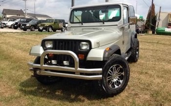 1992 Jeep Wrangler 4WD S for sale 100786308