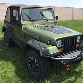 1992 Jeep Wrangler 4WD for sale 100870680