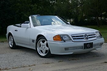 1992 Mercedes-Benz 300SL for sale 100927991