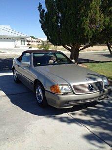 1992 Mercedes-Benz 500SL for sale 100786843