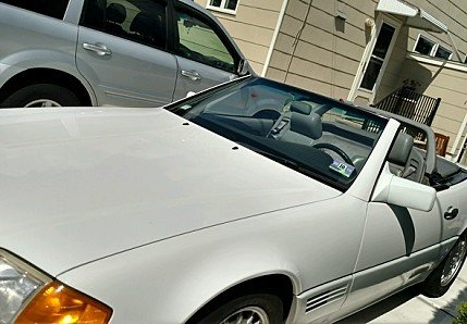 1992 Mercedes-Benz 500SL for sale 100792884