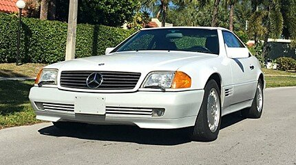 1992 Mercedes-Benz 500SL for sale 100847730
