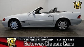 1992 Mercedes-Benz 500SL for sale 100776511