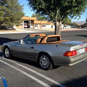 1992 Mercedes-Benz 500SL for sale 100786843
