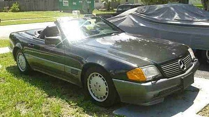 1992 Mercedes-Benz 500SL for sale 100838533