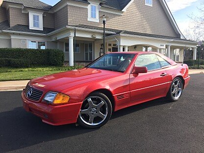 1992 Mercedes-Benz 500SL for sale 100925477