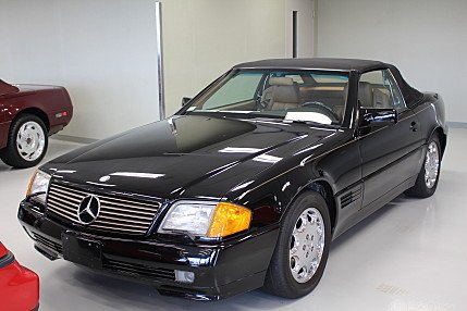 1992 Mercedes-Benz 500SL for sale 100937480
