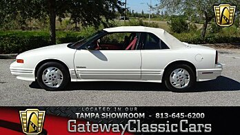 1992 Oldsmobile Cutlass Supreme Convertible for sale 100963591