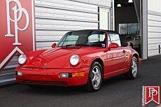 1992 Porsche 911 Cabriolet for sale 101013973