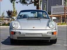 1992 Porsche 911 Cabriolet for sale 101022976