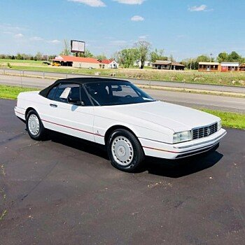 1992 cadillac Allante for sale 101016388